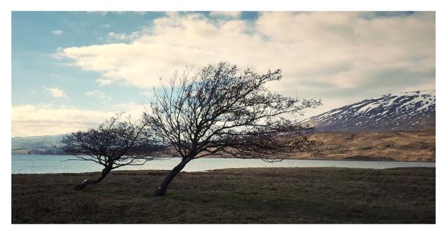 Odpolední Loch Tula, iPhone 6+