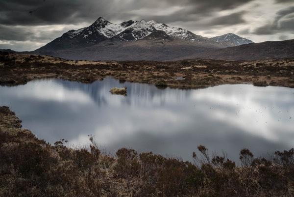 Sligachan, Isle of Skye, Sony A7R
