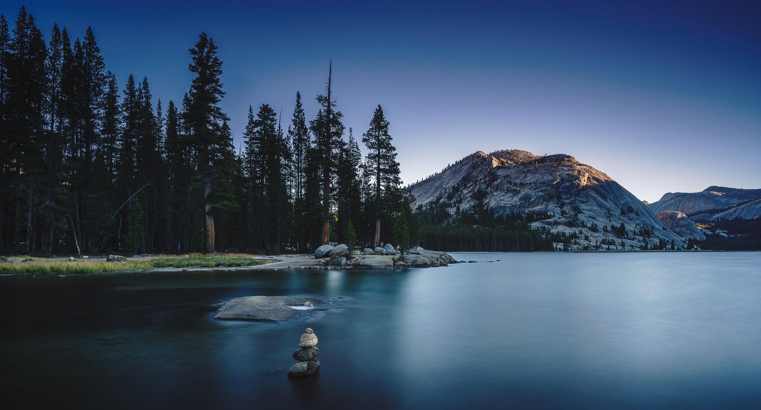 Tresidder Peak Sunrise