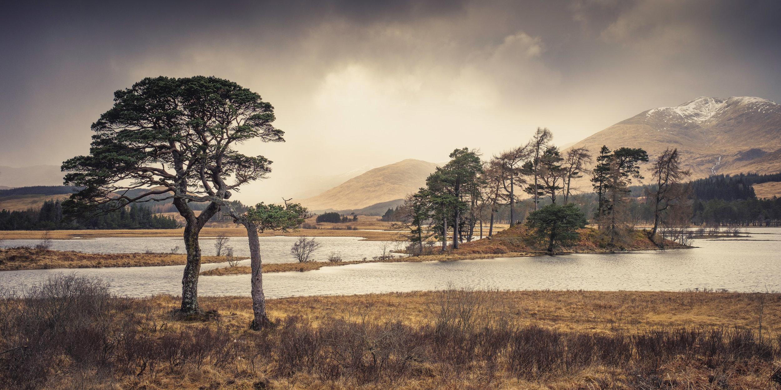Loch Tulla   Highlands