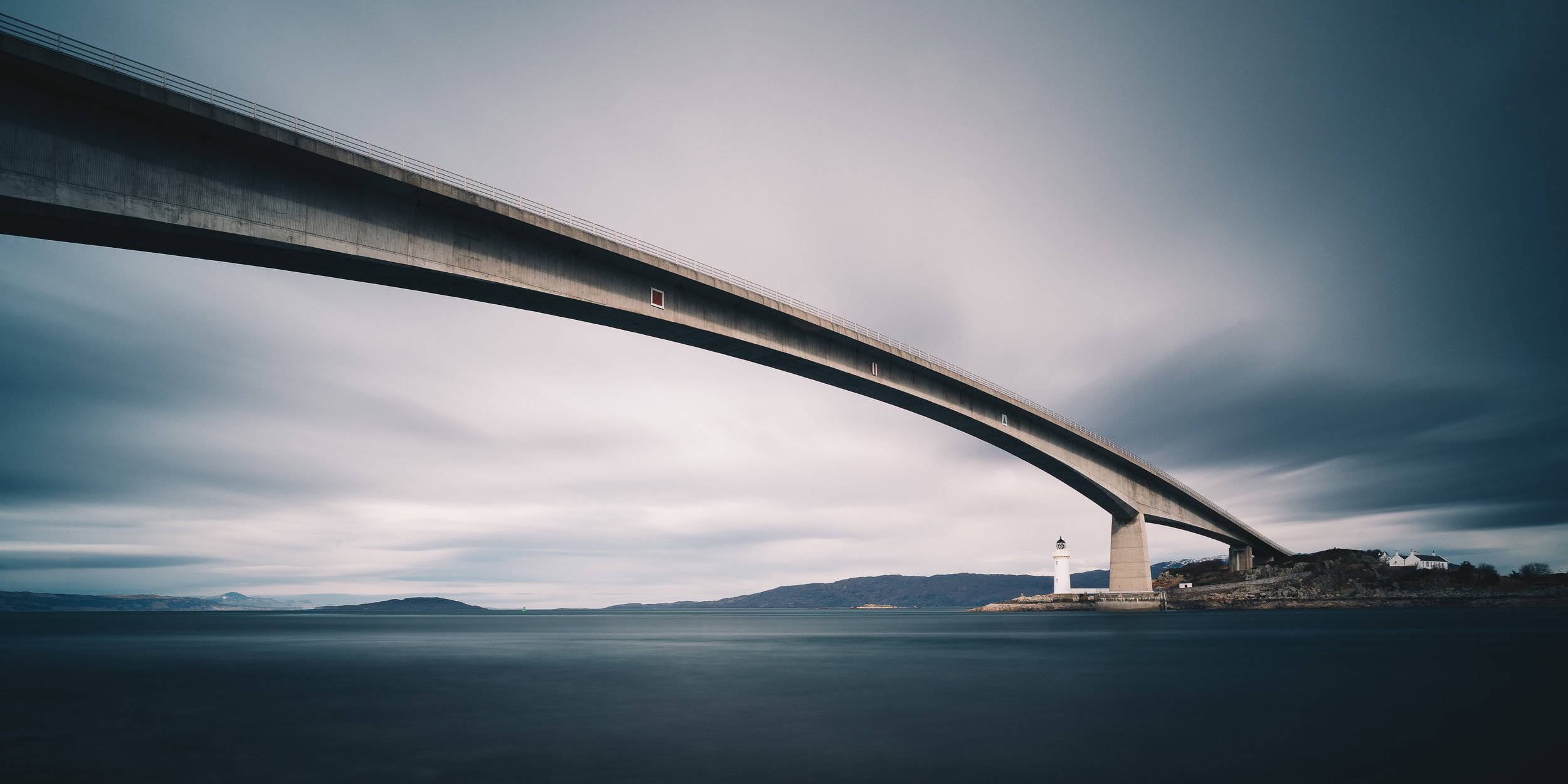 Isle of Skye Bridge | Kyle of Lochalsch
