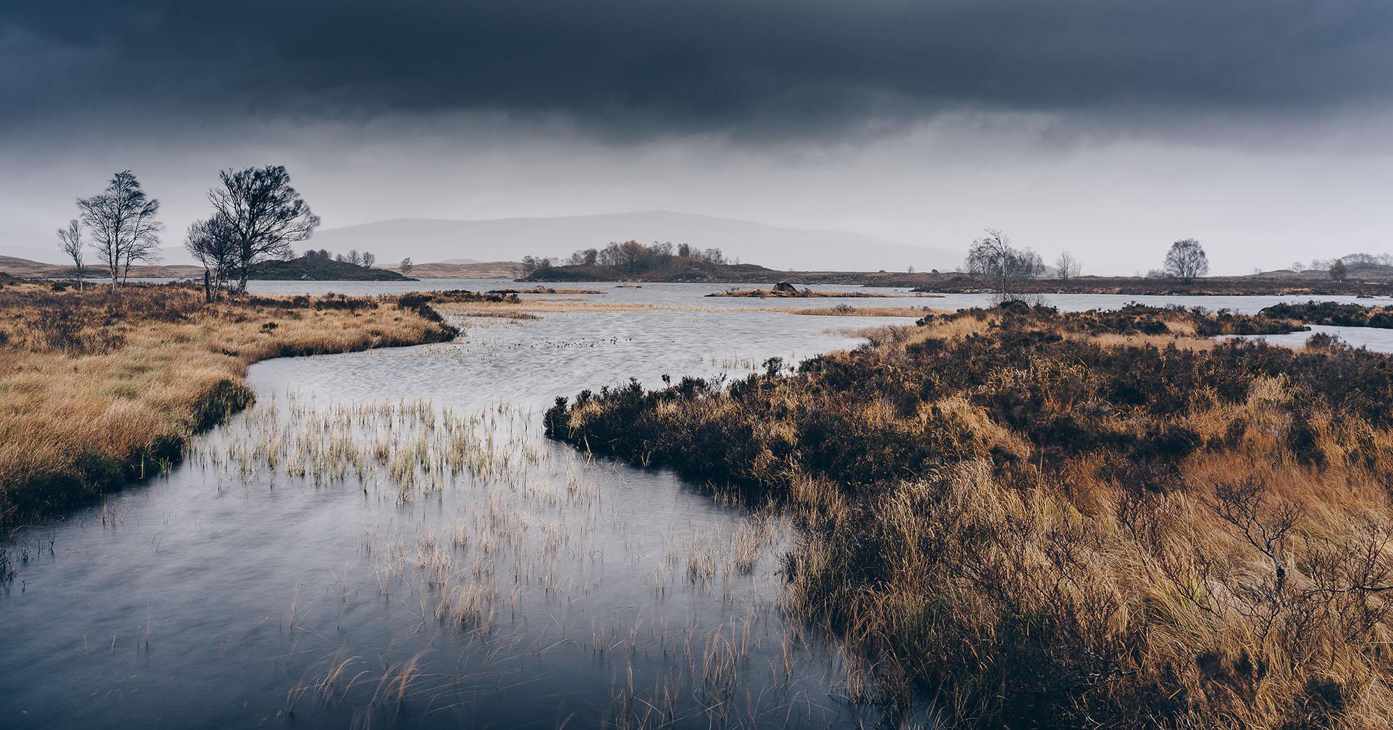 Loch Ba |  Rannoch Moor, Scottish Highlands