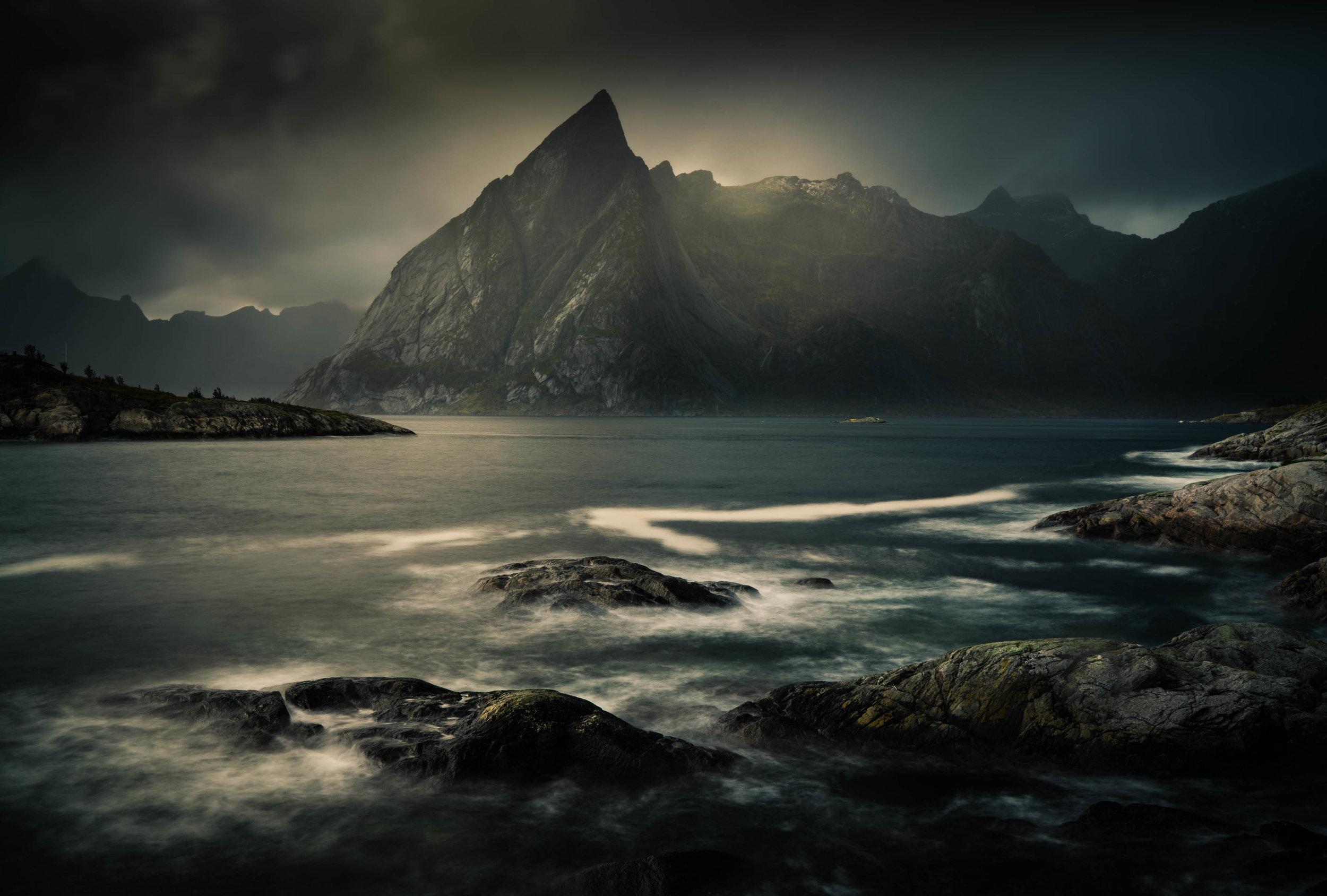 Vorfjorden   Lofoten