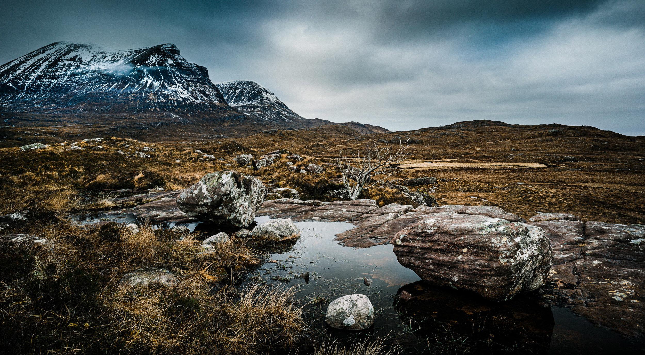 Assynth | Scottish Highlands