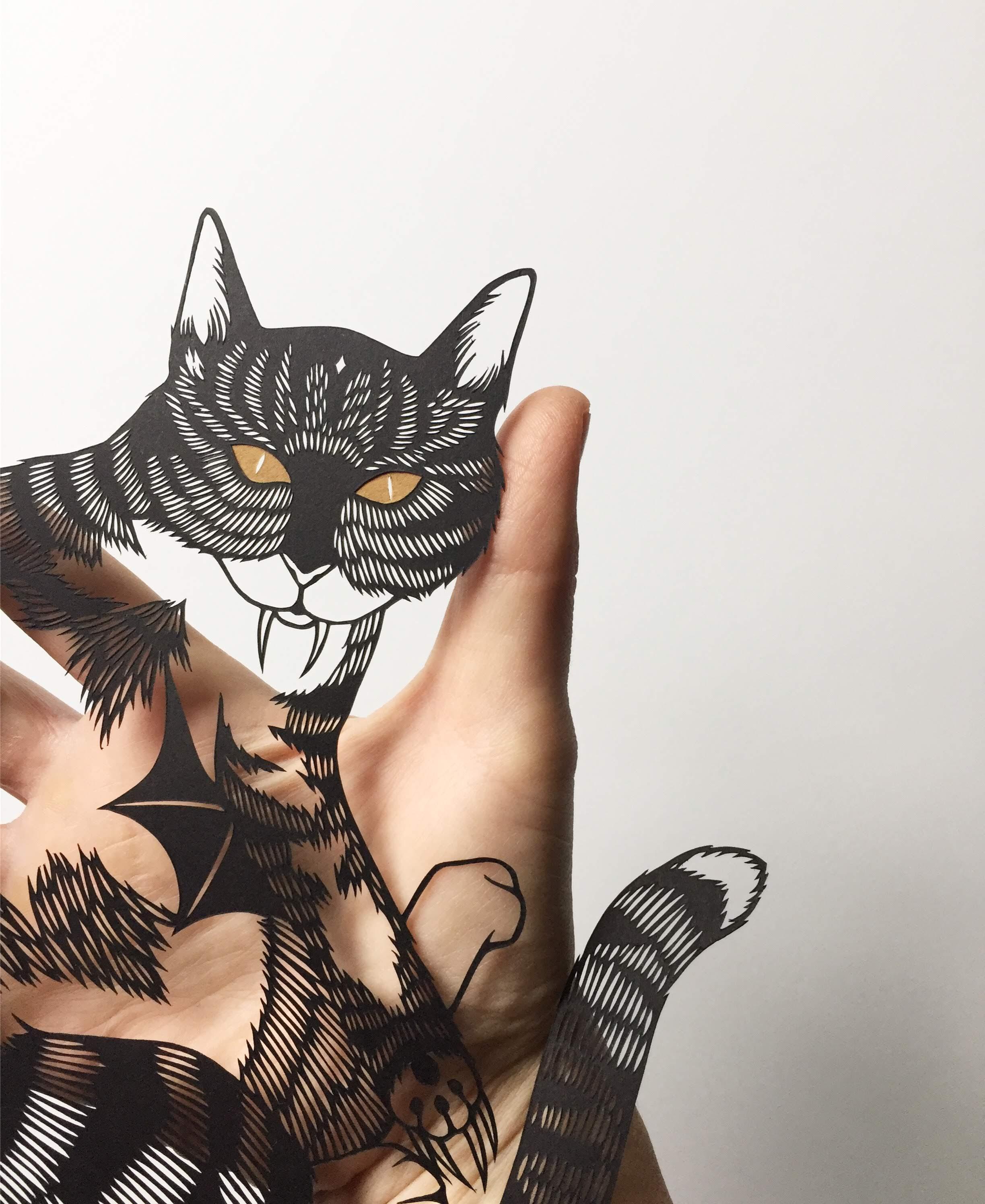 Feline unfamiliar_papercut.jpg