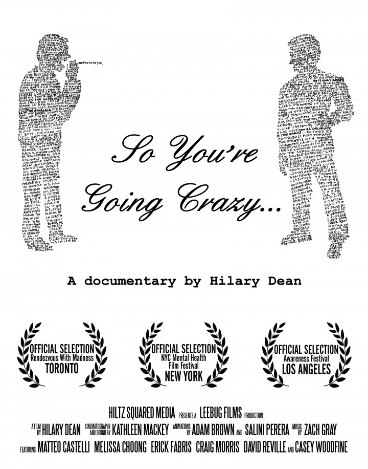 So You're Going Crazy poster