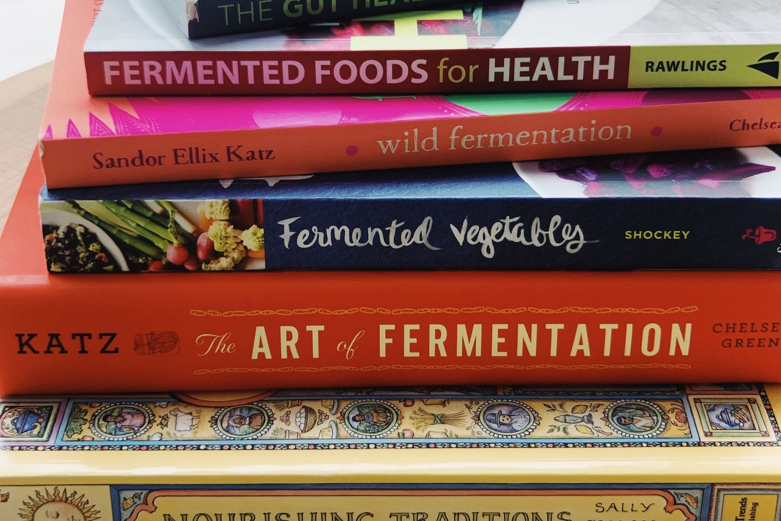 FERMENTED FOODS RESOURCES -