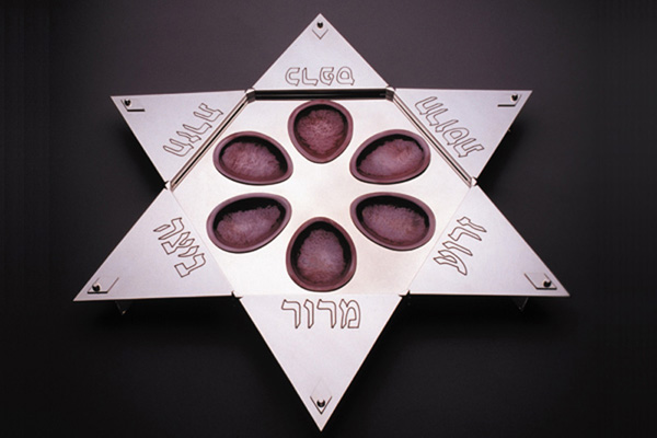 Passover Seder Plate (click to learn more)