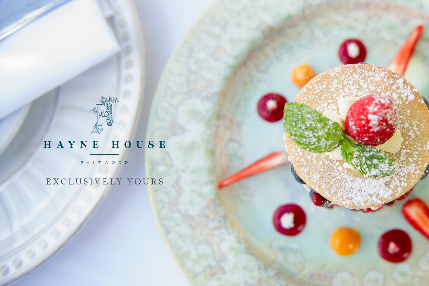 Hayne House wedding venue branding by Ditto Creative, branding agency and brand stylists in Kent