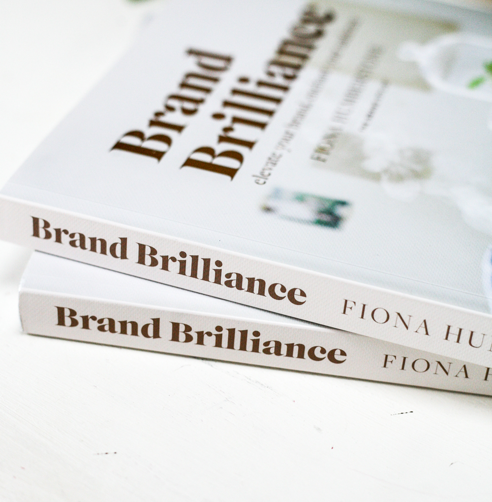 Ditto Creative, featured in Brand Brilliance by Fiona Humberstone, The Brand Stylist