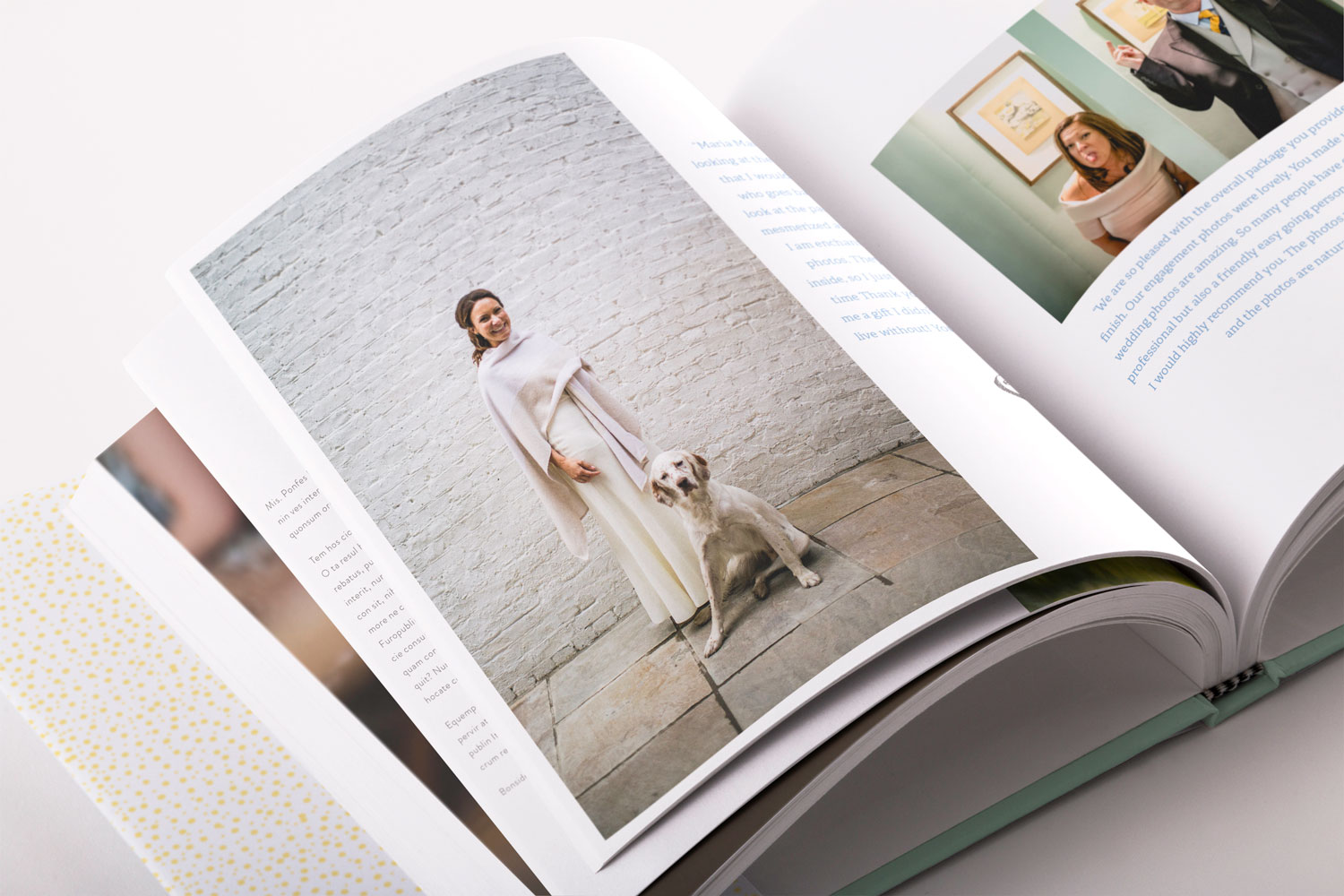 Maria Assia photography branding by Ditto Creative, boutique branding agency Kent