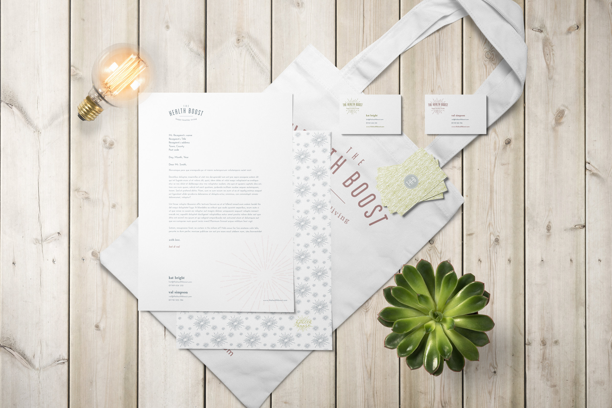 Branding packages for small businesses by Ditto creative, boutique branding agency in Kent
