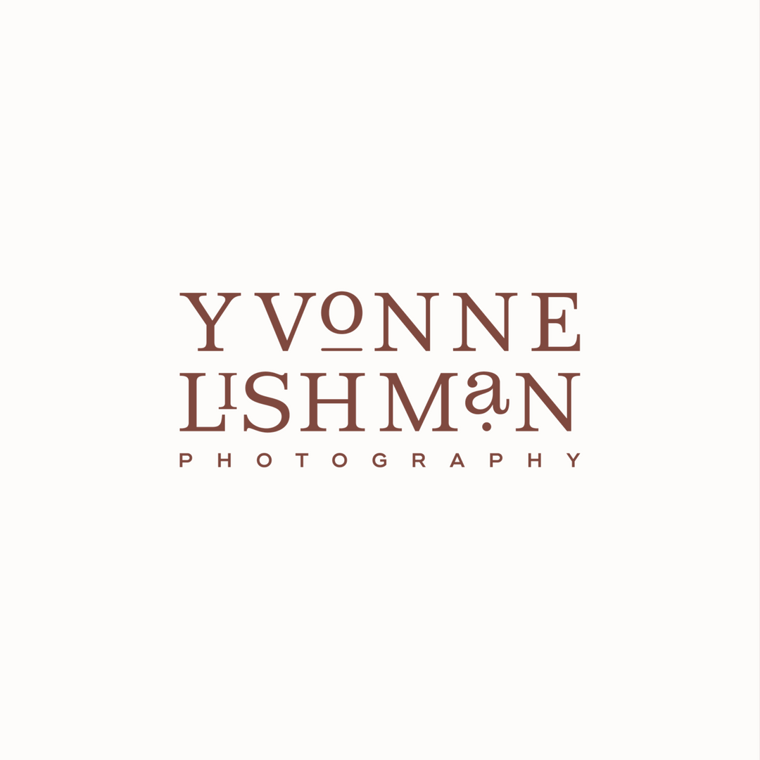 Yvonne Lishman logo design by Ditto Creative | boutique branding agency in Kent | Logo design and brand identity for small businesses