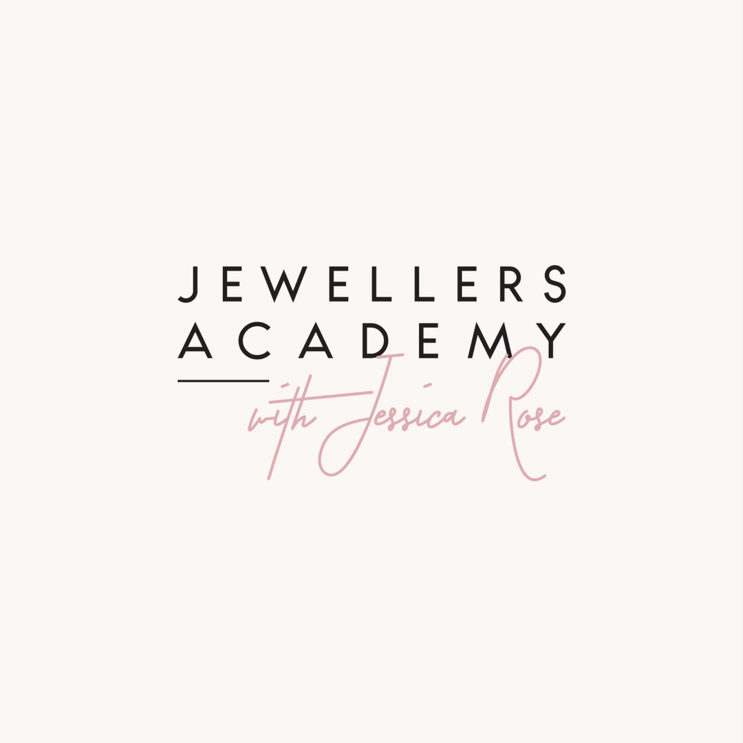 Jewellers Academy logo design by Ditto Creative | boutique branding agency in Kent for small businesses