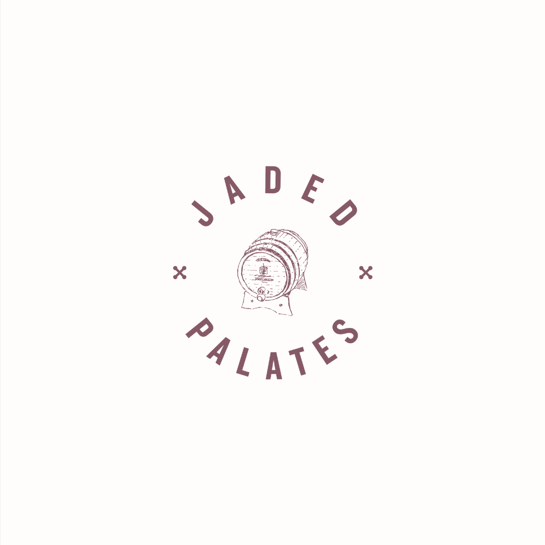 Jaded Palates logo design and brand identity by Ditto Creative | boutique branding agency in Kent for small businesses