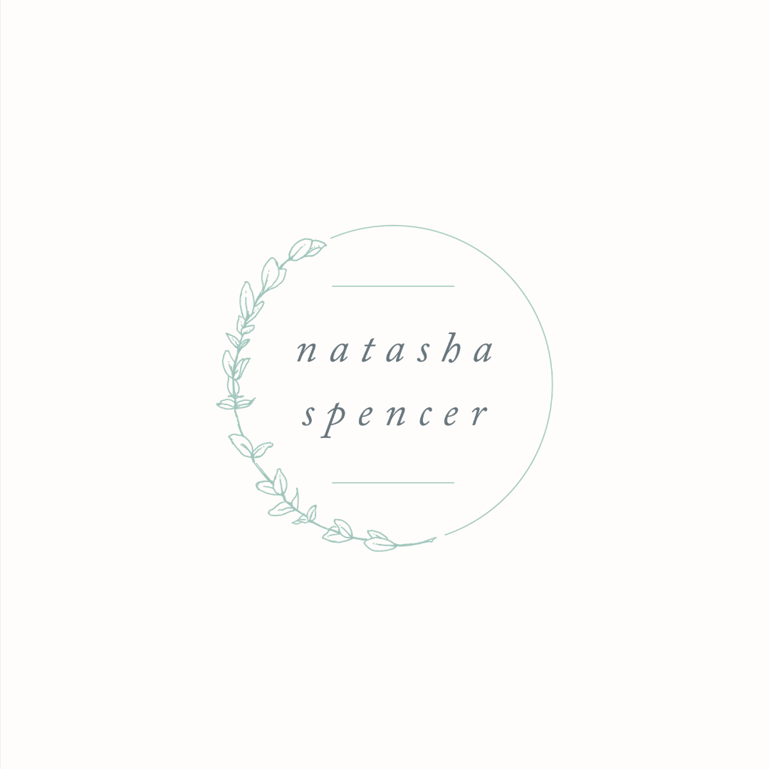 Natasha Spencer Weddings & Events logo design and brand identity by Ditto Creative | boutique branding agency in Kent for small businesses