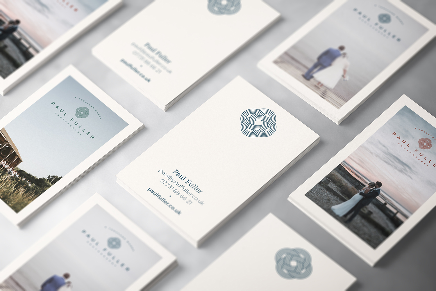 Paul Fuller kent wedding photographer branding by Ditto Creative, branding agency for small businesses in Kent