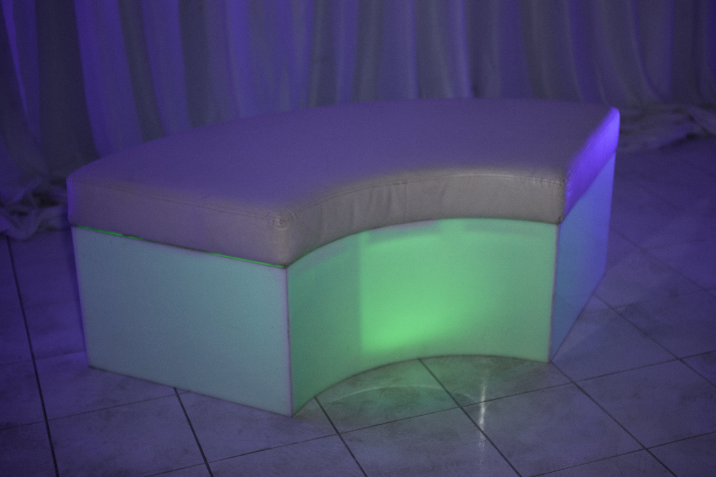 Bench- Curved White Leather Bench with LED Base_1.jpg