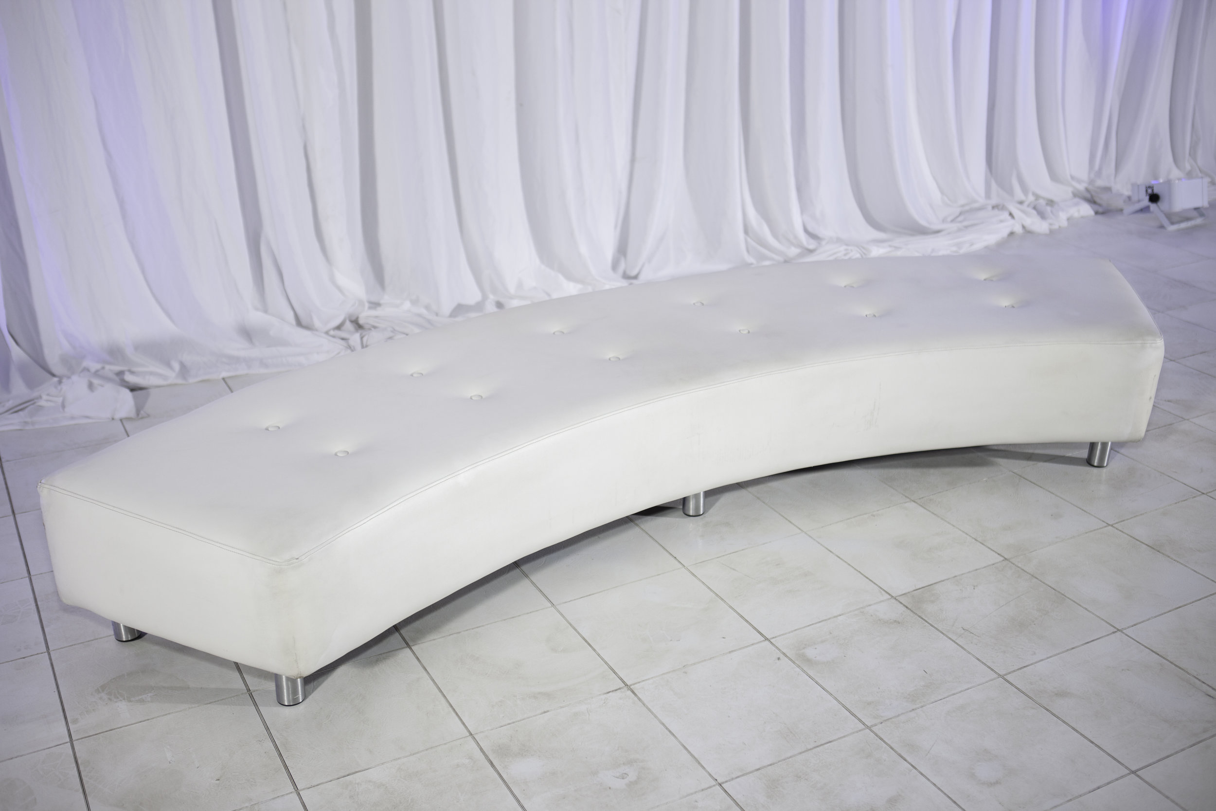 Benches- XL Tufted White Leather Curved Bench_2.jpg