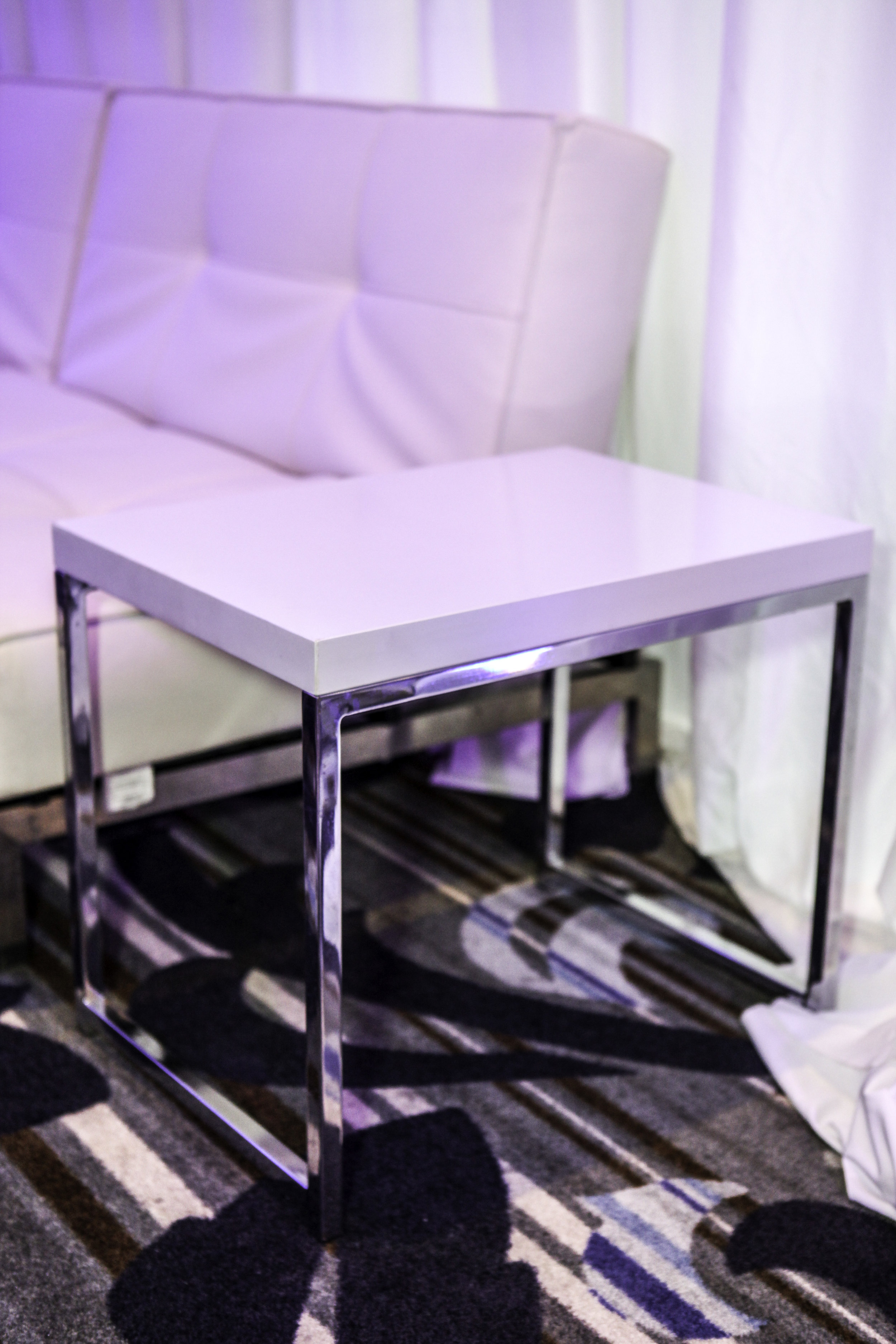 Table- White Silver Rimmed End Table_2.jpg