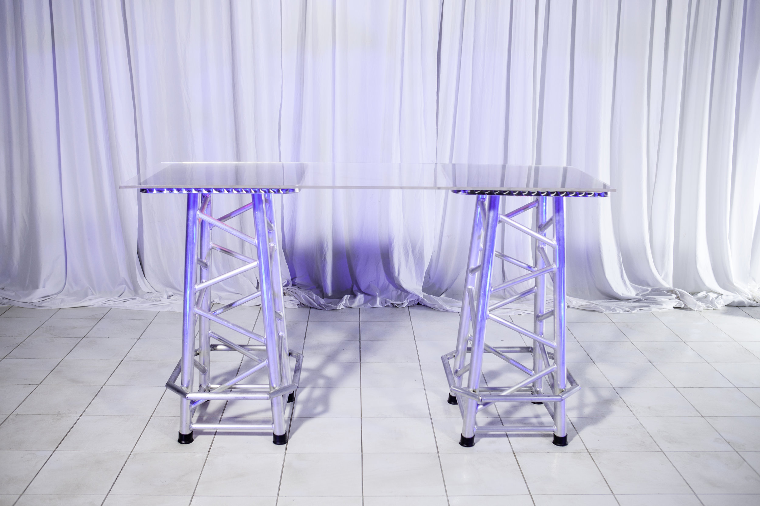 Table (Cocktail)- Silver Truss with Acrylic Top_3.jpg