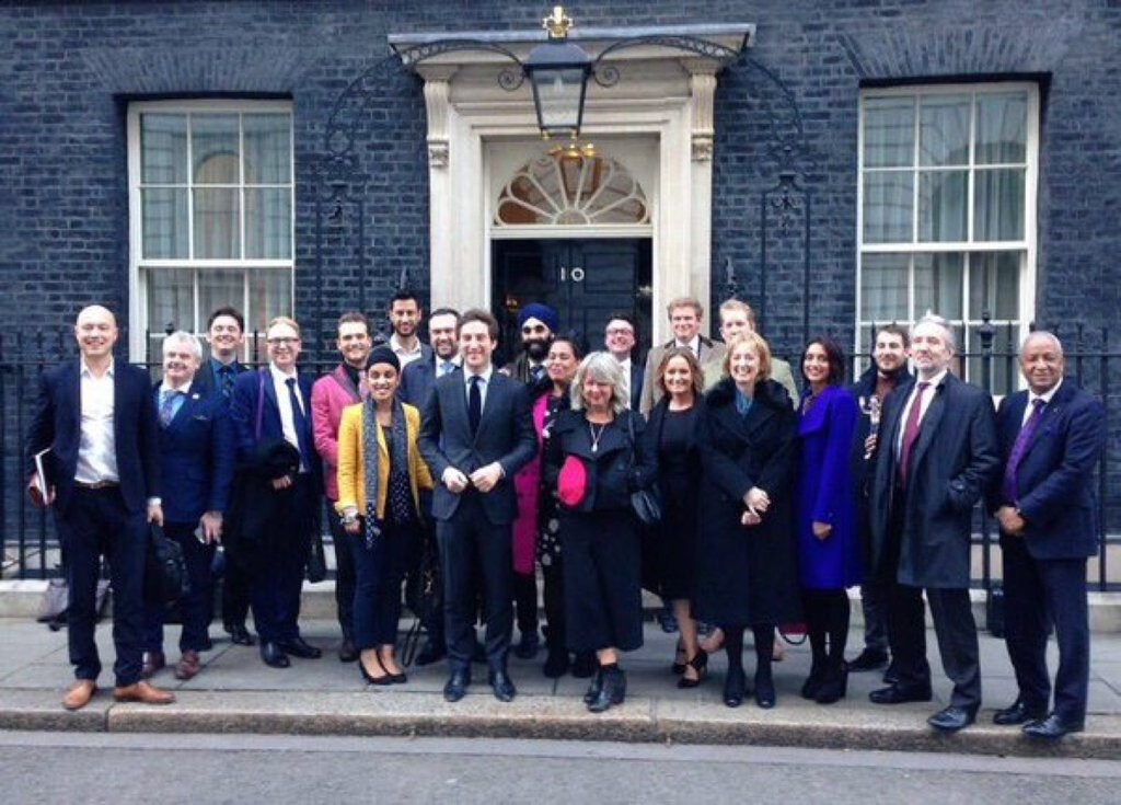 West Midlands at Downing Street