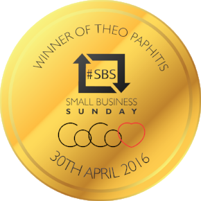 Theo Paphitis #SBS Award