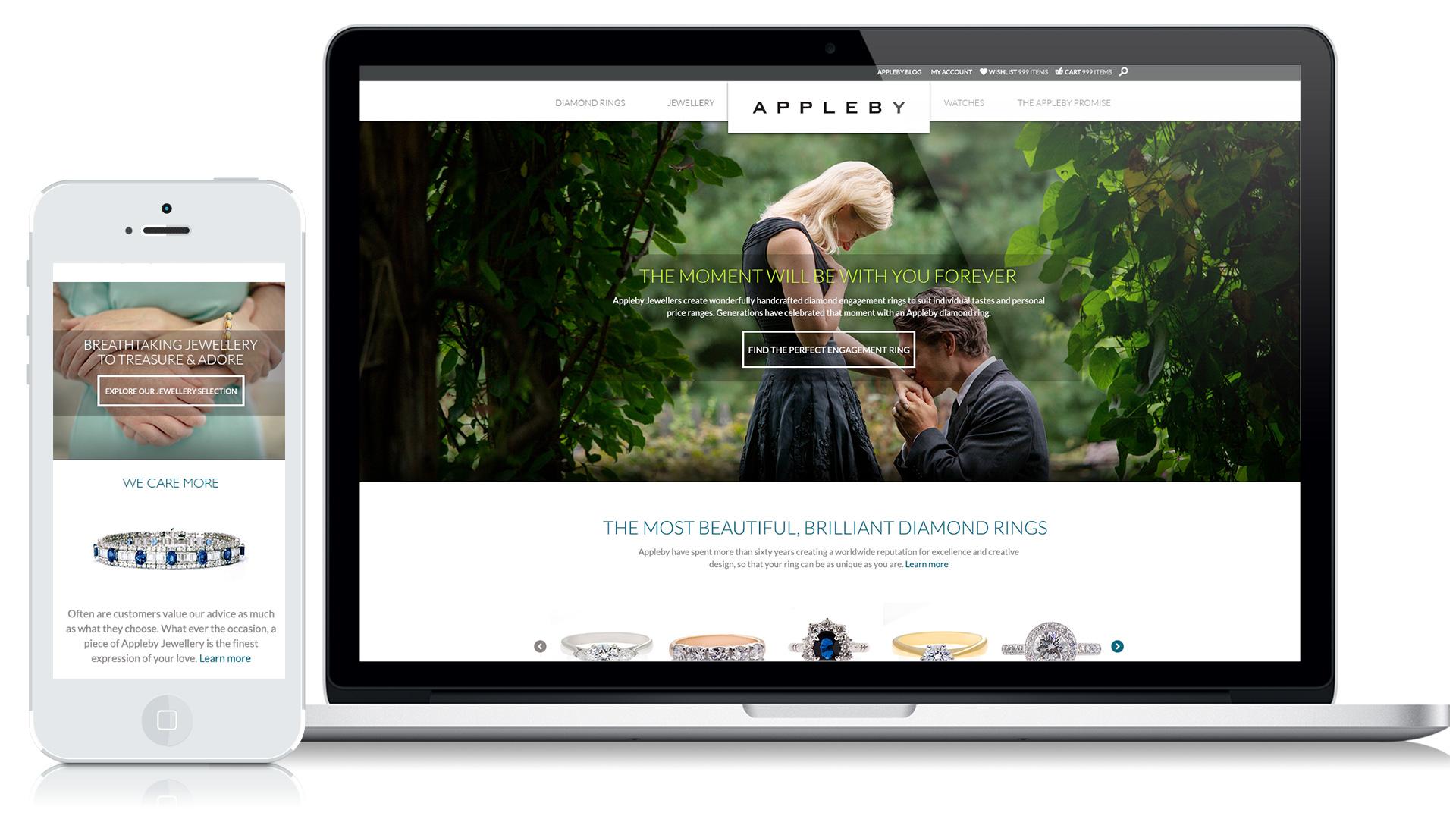 Appleby-website