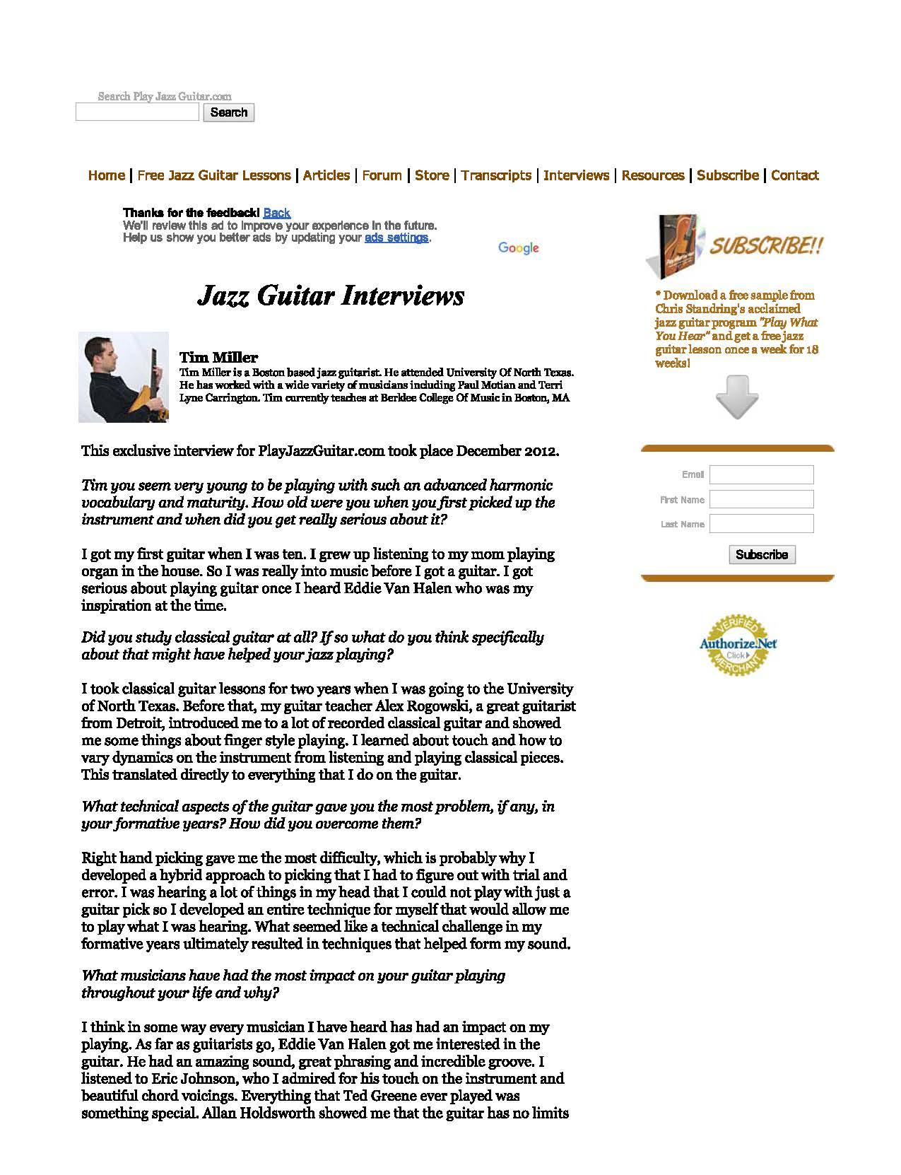 Jazz Guitar Interviews_ Tim Miller_Page_1.jpg