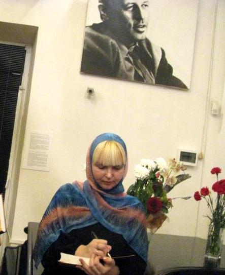Polina em 2011. Fonte: Wikicommons