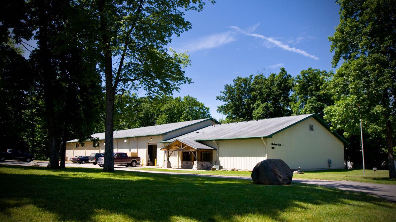 Leslie MI. Facility
