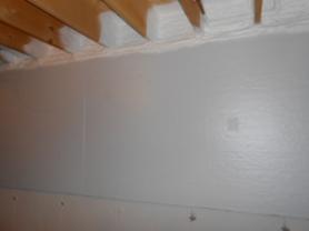 Foundation Wall and Rim Joist Insulation