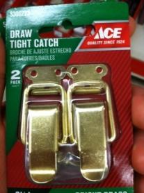 Attic Hatch - Draw Catch