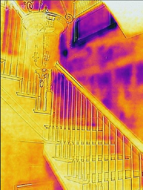 Wall Air Movement - Heat Loss & Devalued Insulation