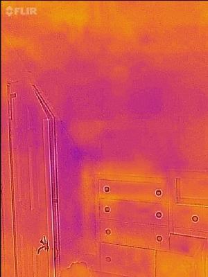 Pre Weatherization - Air Leakage