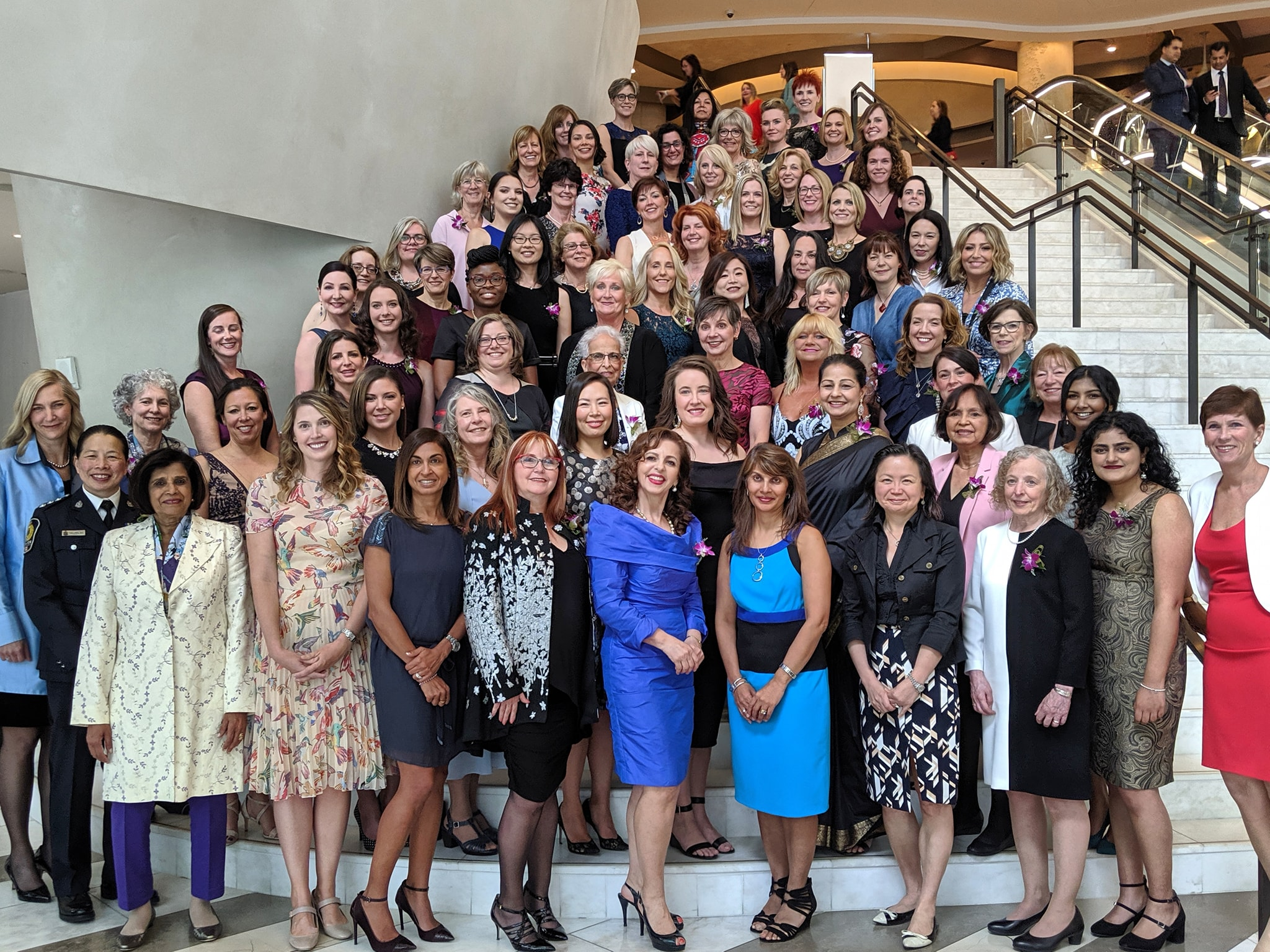 YWCA Women of Distinction Awards - Honouring accomplished women leaders in our community - 2019