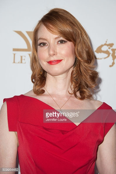 Makeup for Alicia Witt - Ok! Magazine Grammy Party