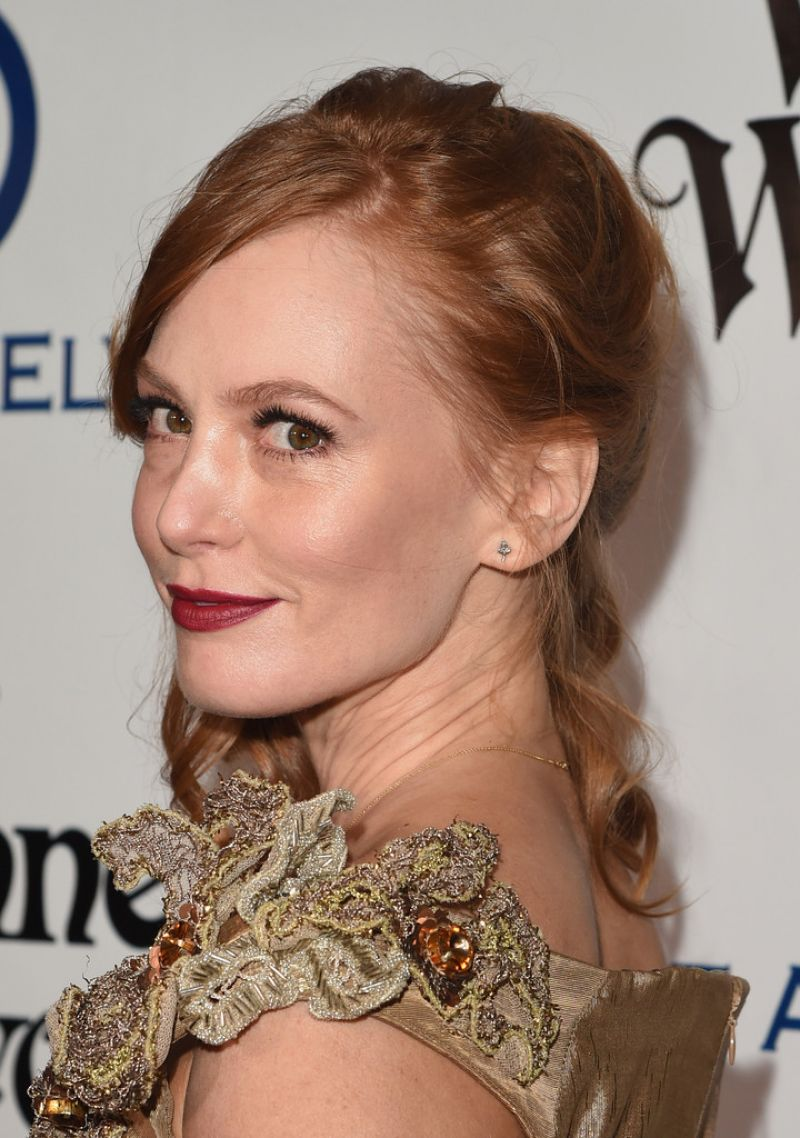 Makeup for Alicia Witt - The Art of Elysium Heaven Gala 2016