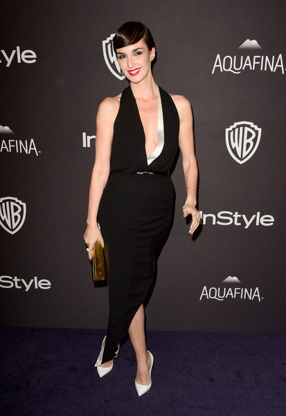 Hair for Paz Vega - Instyle & Warner Bros. Grammy Post Party 2016