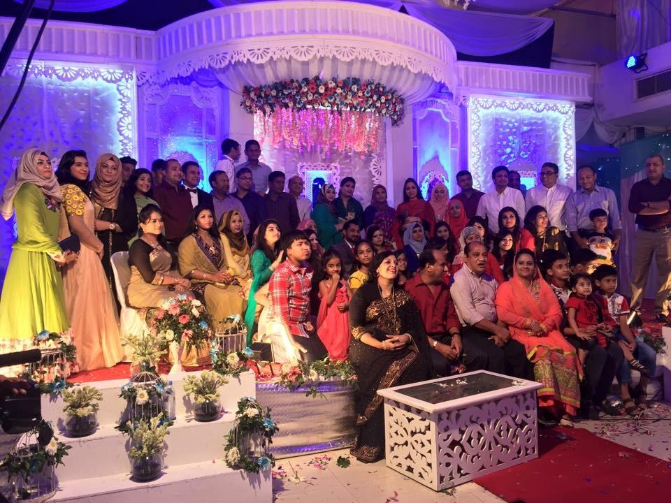 Photo of Suzana Salim's family