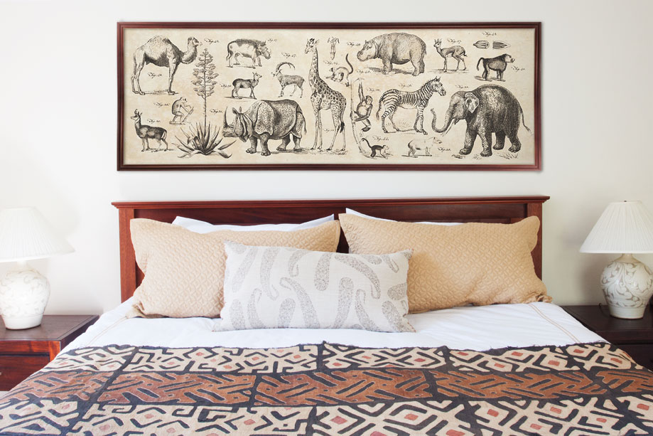 Of course we can't forget amazing wall decor from  Wild Apple