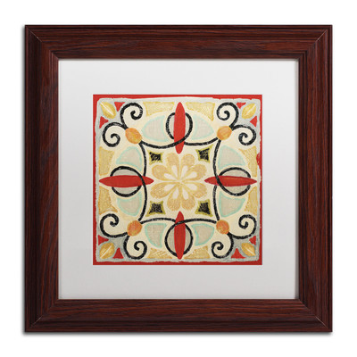 Bohemian Rooster Tile Square by Daphne Brissonnet. Available on  Wayfair . Published by  Wild Apple