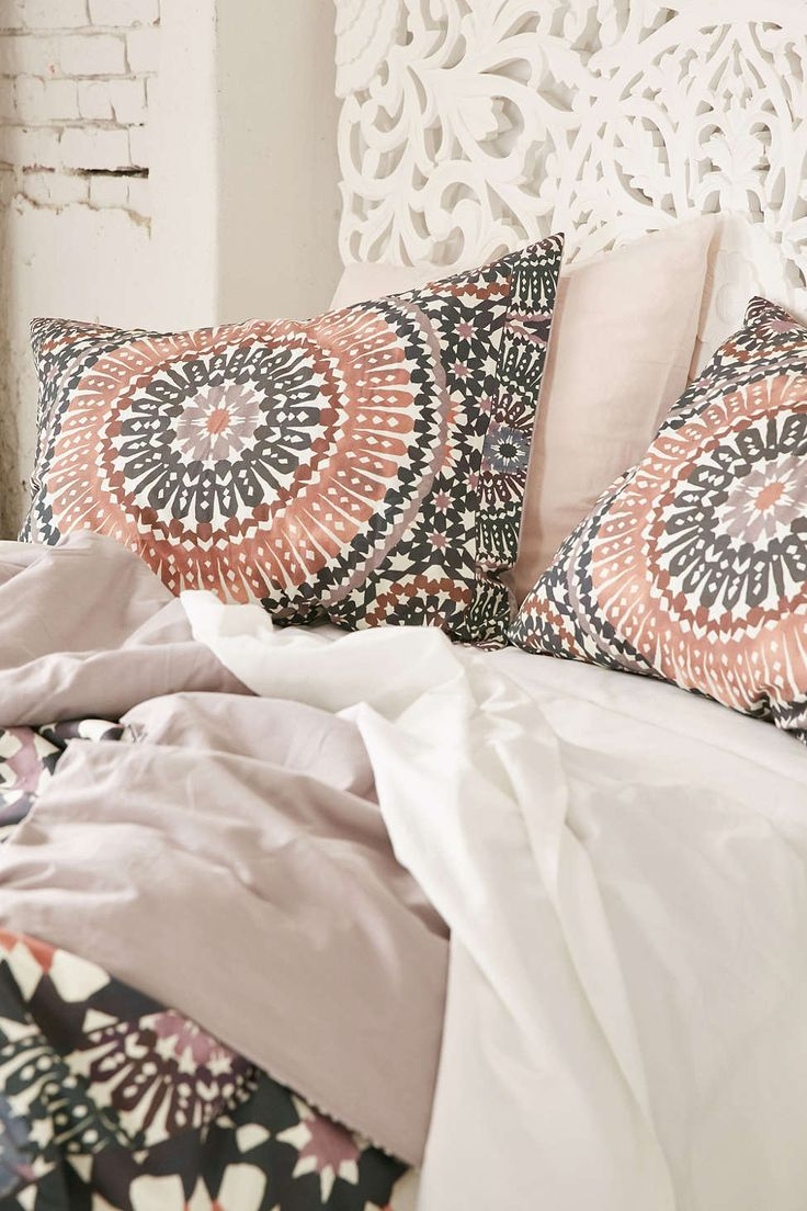 Magical Thinking Moroccan Tile Bedding Set from  Urban Outfitters