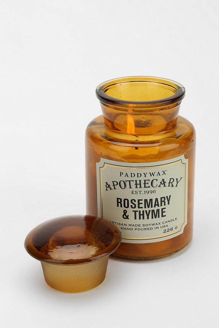 Paddywax Apothecary Candle from  Urban Outfitters