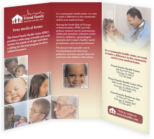 Health Clinic Brochure