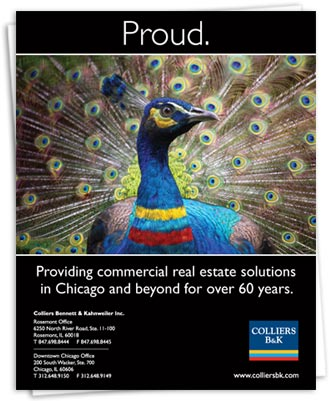 Ad Campaign for Colliers Bennett and Kahnweiler