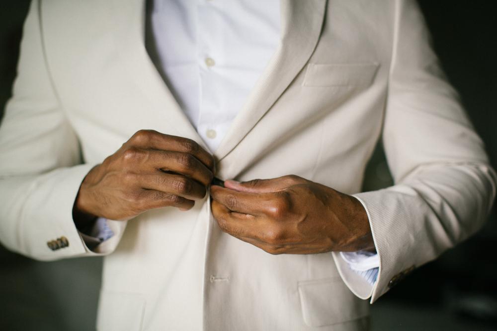 groom_preparing