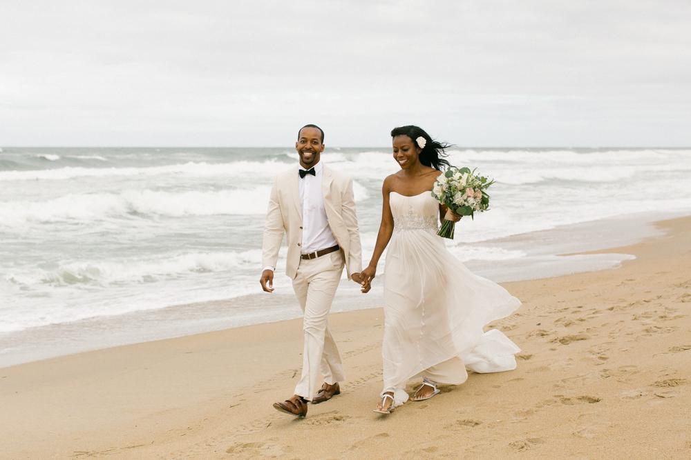 obx_beach_bride_groom_walking