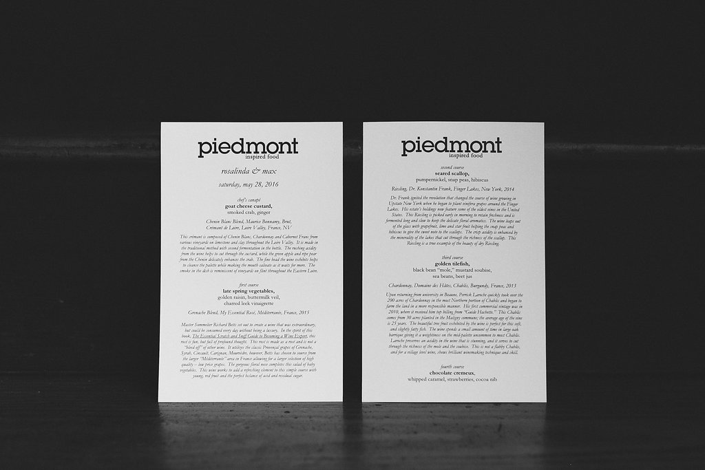 piedmont_wedding_menu