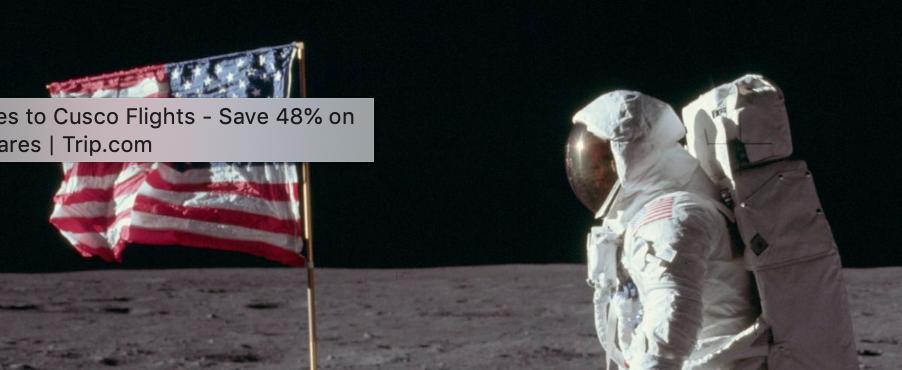 Apollo 11, on July 20, 1969